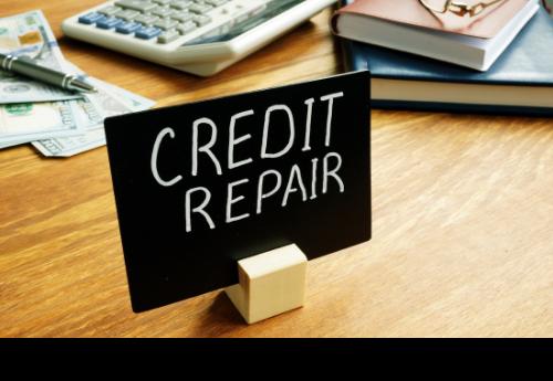Credit Repair Card